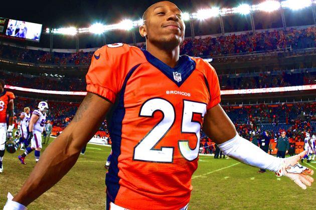 The Spirit of the Broncos: Pitbull Defender Chris Harris Jr. Can't Be Held Down