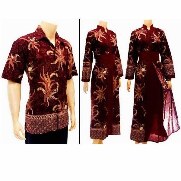 Toko Batik Online Sarimbit Gamis Batik Bagoes KODE : SG 414 Call Order : 085-959-844-222, 087-835-218-426 Pin BB 23BE5500 Sarimbit Gamis Batik Bagoes KODE : SG 414  Harga Retailer : Rp.210.000.-/pasang stock 1 pasang  Ukuran Pria : XL  Ukuran Wanita : Allsize