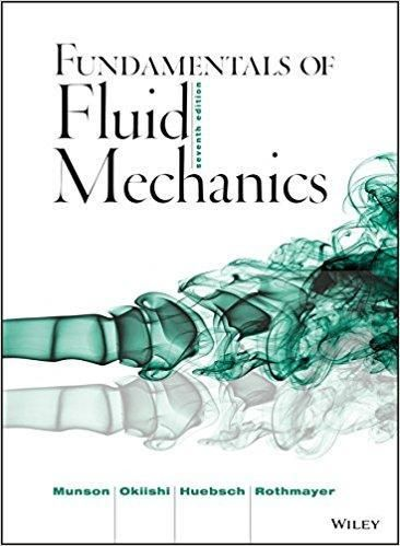 fluid mechanics white 7th edition solution manual