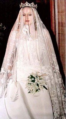 Madonna Wedding Dress
