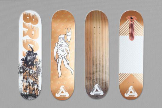 Palace Skateboards x Bronze 56K Collection