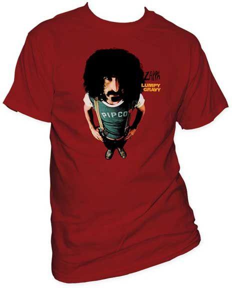 Frank Zappa Lumpy Gravy Mens T-Shirt | Generation T
