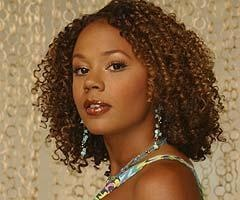 Rachel True like her hair
