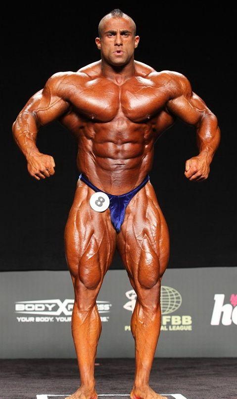 124 best Fouad Abiad images on Pinterest | Bodybuilding