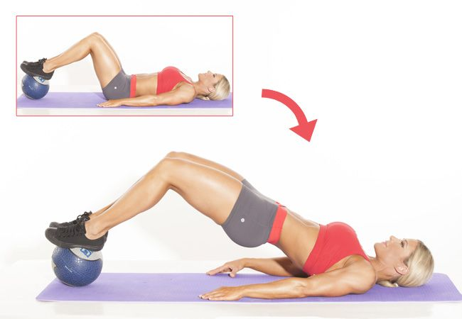 14 exercises for a Brazilian butt (tone, firm & tighten!)) - Women's Health & Fitness
