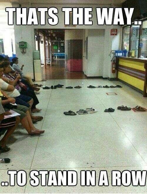 laziness level ONE