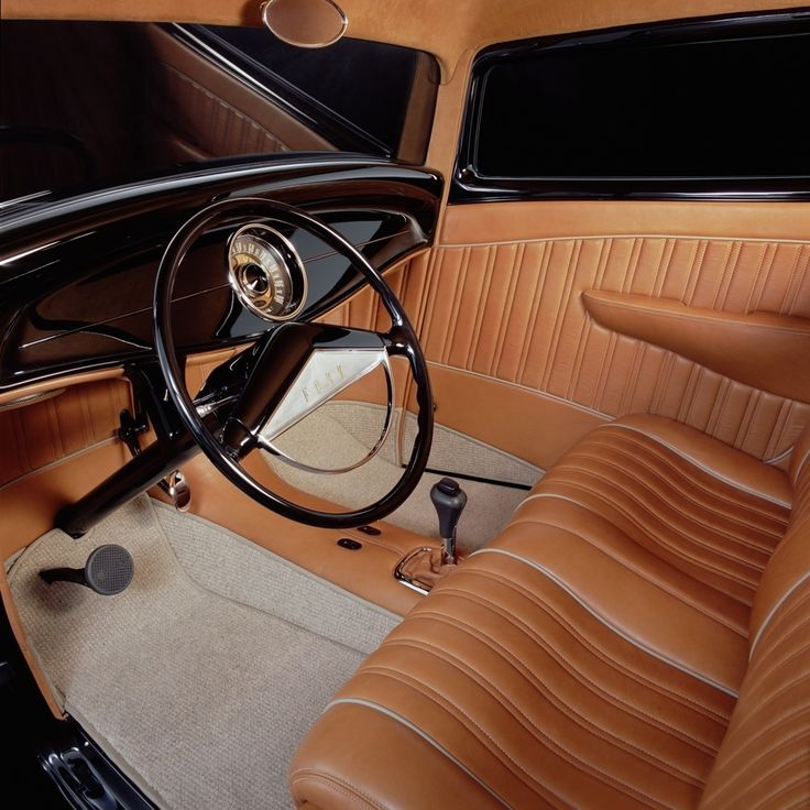 17 Best Images About Hot Rod Interiors Old Skool On