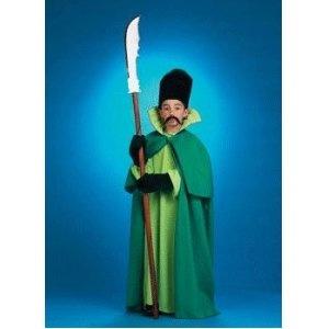 Wizard of Oz - Emerald City Guard Child Halloween Costume Size 8-10 Medium (amazon)