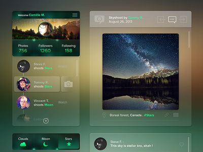 Skyshoot App