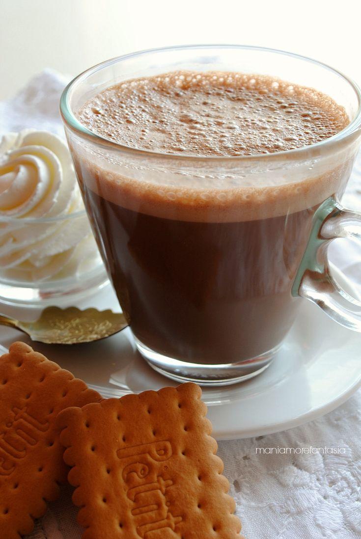 cioccolata calda in tazza di Montersino
