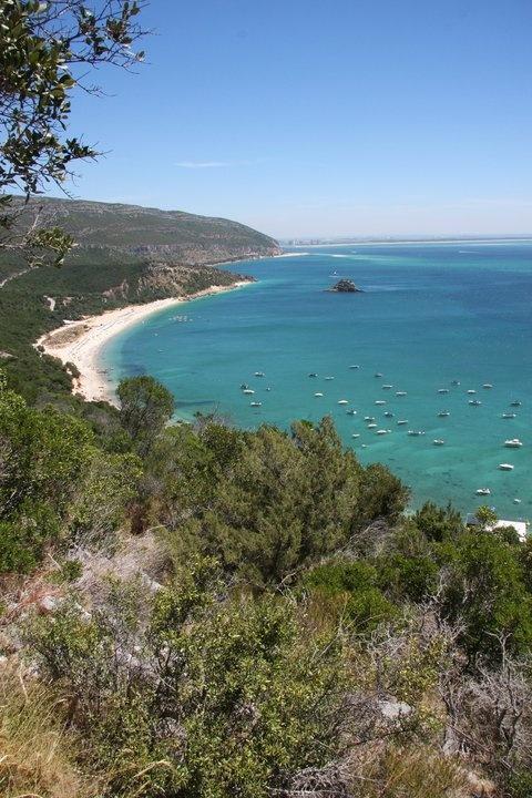 Portinho da Arrábida - Enjoy the long white-sand beaches of the Atlantic coast.