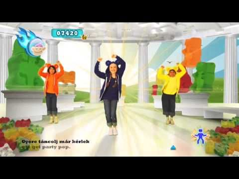 Just Dance Kids 2   I Am A Gummy Bear  Recommended for Pre K through Grade 1; Division 1 (Grade 1 - 3); Division 2 (Grade 4 - 6)