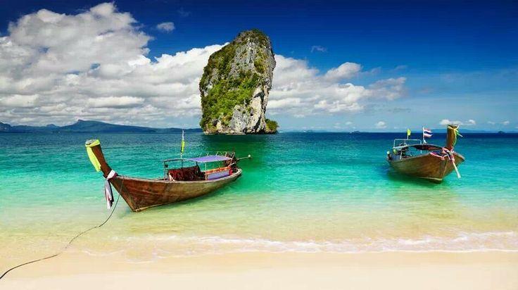 La Thailandia.  Presto su toplook.it/Viaggi