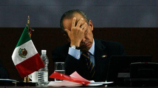 Felipe Calderón, un peligro para elPAN