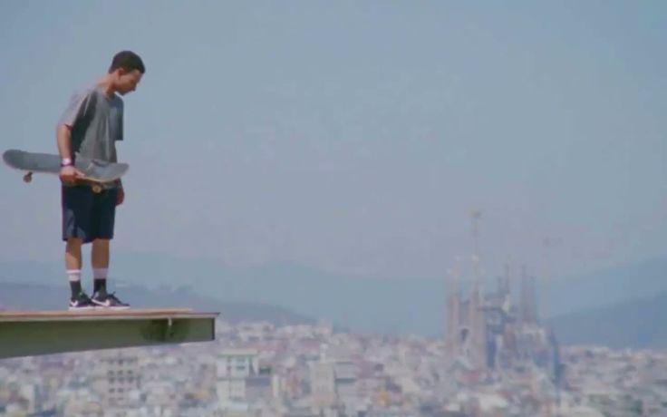 New video: Nike SB X BCN by Sergi Castellà http://mindsparklemag.com/video/ad/nike-sb-x-bcn/
