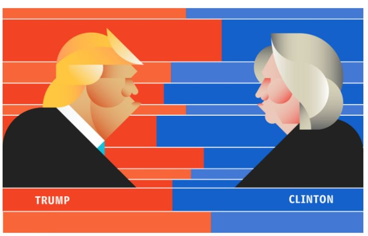 US election 2016 polls and odds Latest Donald Trump & Hillary Clinton results forecast