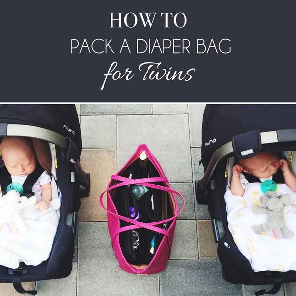 Diaper Bags For Twins Ahoy Comics