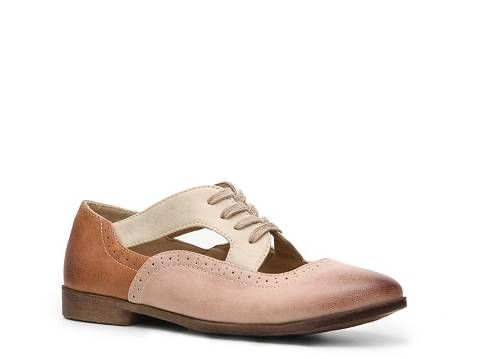 Restricted Shoes Women Brogue
