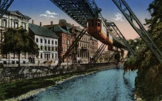 Wuppertal...Heimat