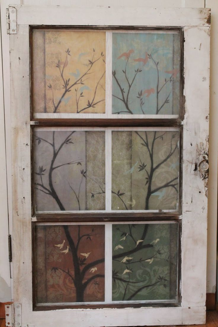 74 best vintage windows images on pinterest vintage for Vintage picture frame ideas