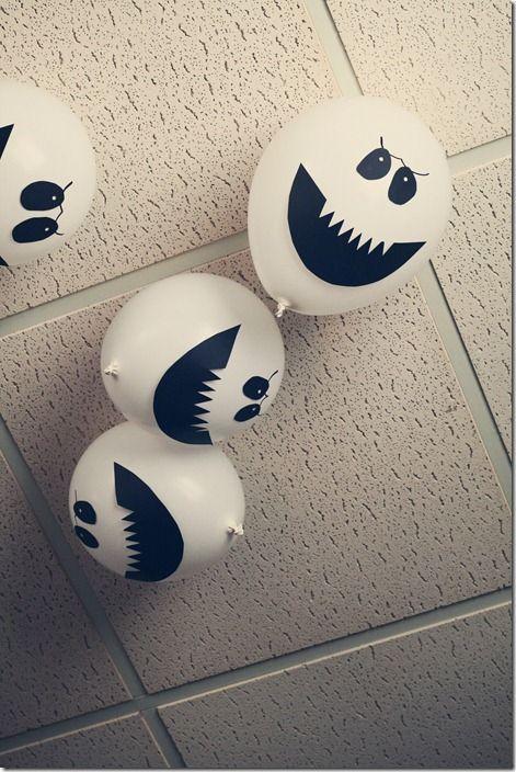 fantasmitas de globo