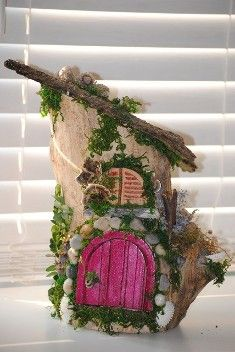 Fairy house workshops and supplies
