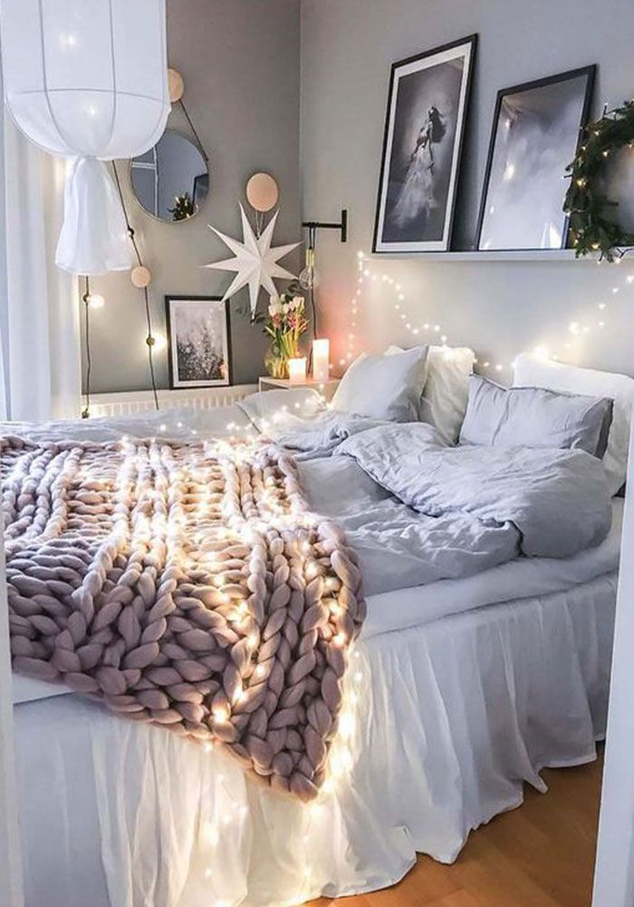 15 Jolies Chambres Cosy Reperees Sur Pinterest My Room My