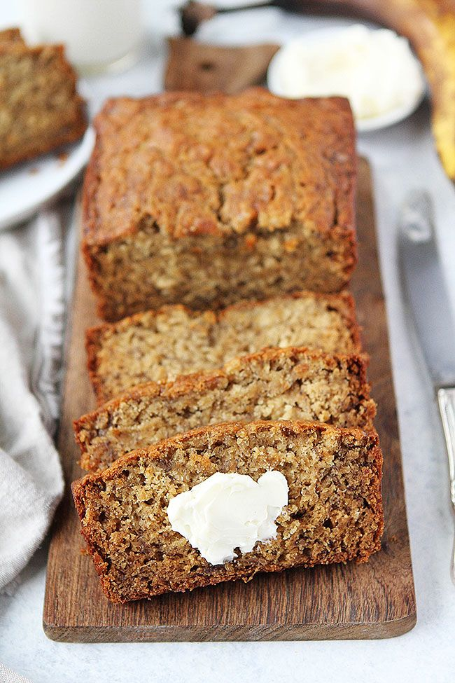 How to Make the Best Banana Bread