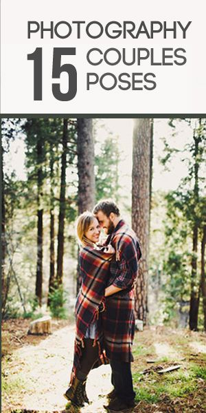 """15 Couples #Photography Poses That Say """"Love"""". I think 1, 2, 8 and 11 are the best :)"""