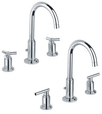 Bathroom Faucet Height 49 best faucets images on pinterest | polished chrome