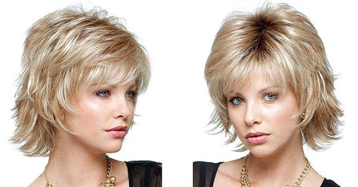 Lexy - Synthetic Hair Wig - Rene of Paris - Noriko Collection| Laissez Faire Hair