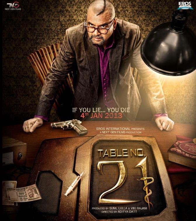 table no 21 hindi movie online hd
