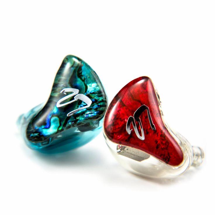 246.05$  Watch now - http://alirvr.worldwells.pw/go.php?t=32721848549 - 2016 New VT Custom Made 3BA with 1DD  Hybrid in Ear Earphone Around Ear Earphone With MMCX Plated Earphone 246.05$