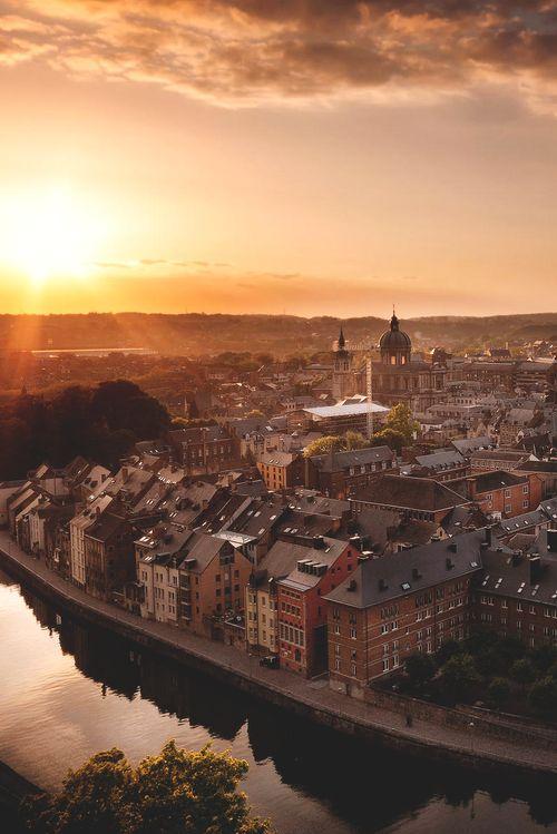 Namur, Belgium | Patrick Van Gelder