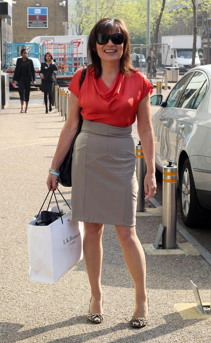 Lorraine Kelly – ITV Studios 20.04.11