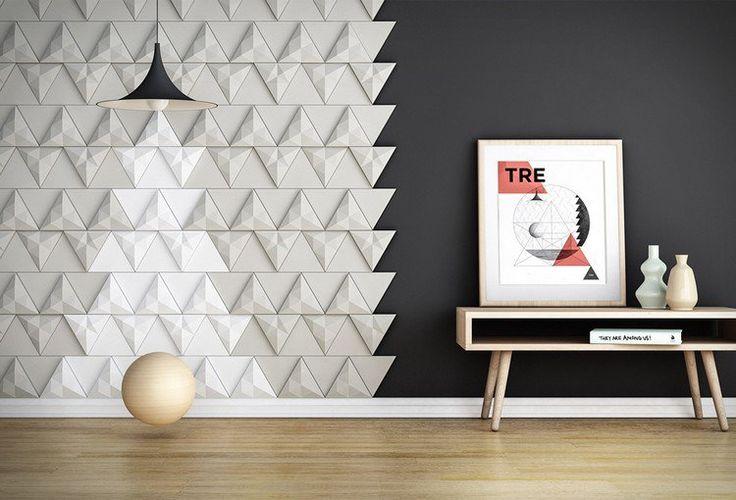 Comment apporter un style unique à notre déco intérieure ? Tableaux décoratifs, lampes design, mobilier haut de gamme et carrelage 3D modulable - voilà les