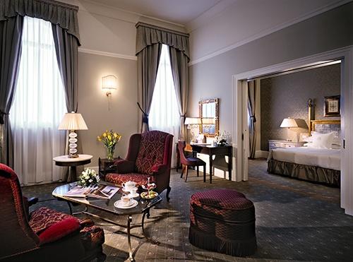 PORTFOLIO STUDIO SIMONETTI: room@San Clemente Palace, Venice, architectural project of interiors #hotelroom #hotelprocjet