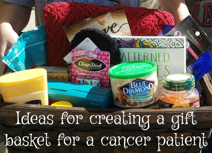 how to support someone going through chemo