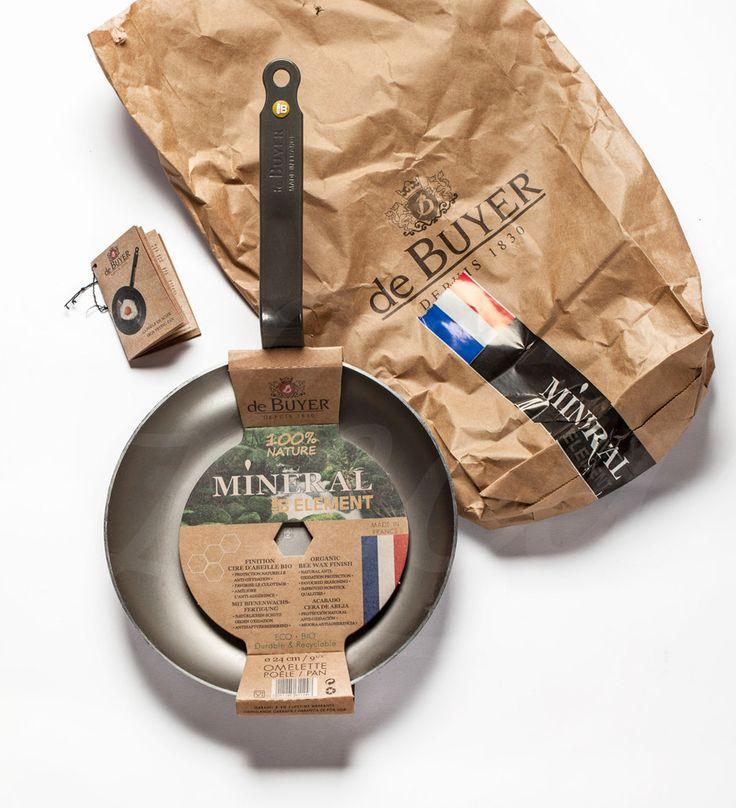 25 best sartenes de buyer mineral b images on pinterest - Sartenes para tortilla ...