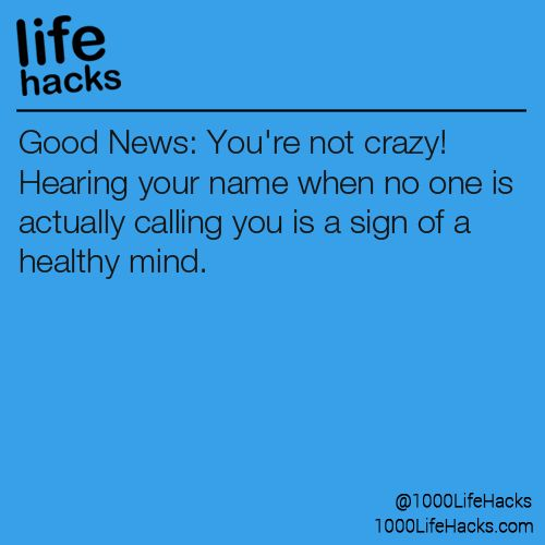 Lol, yup, this happens to me sometimes!! Happy I'm not crazy!!