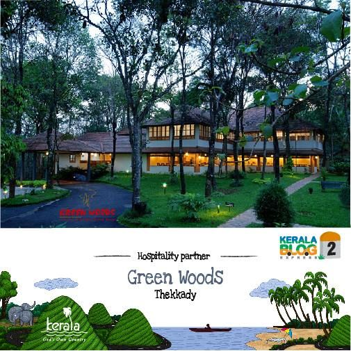 Greenwoods Resort- Thekkady