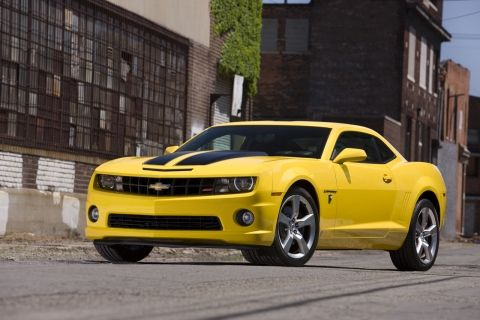 2010 Transformers Special Edition Chevy Camaro Unveiled at Comic-Con (VIDEO) via @sub5zero