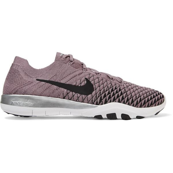 312bfa8d379e9 ... Nike Free TR 2 Flyknit sneakers (€130) ❤ liked on Polyvore featuring  shoes ...