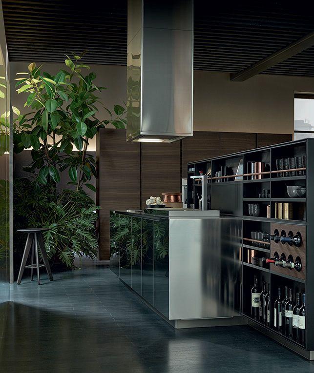 17 best images about poliform kitchens on pinterest for Poliform kitchen designs