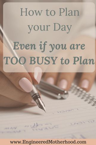 How to Plan your Day | Productivity Hacks | Manage your Time