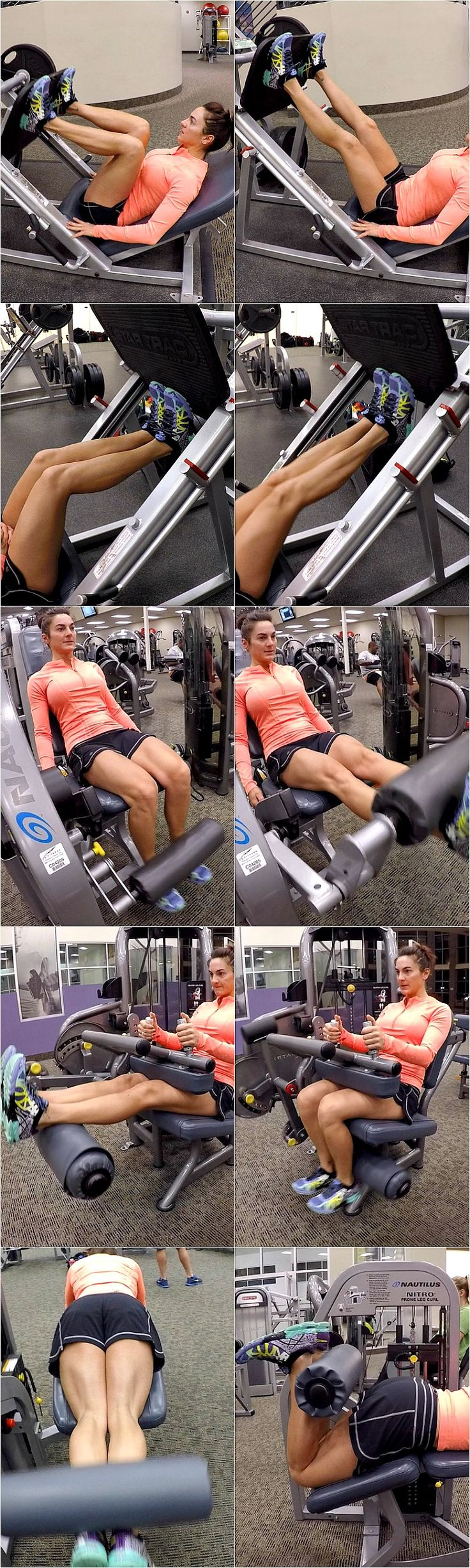 10 WEEKS TO FITNESS-DAY 28-LEGS & CALVES