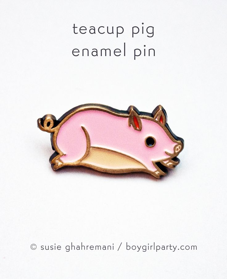 Pig Gifts Teacup Pig Pin Pig Pin Pig Jewelry Pig Brooch Pin Pink Pig Cute Enamel Pin by boygirlparty on Etsy https://www.etsy.com/au/listing/266135214/pig-gifts-teacup-pig-pin-pig-pin-pig