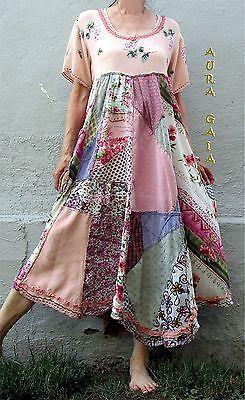 Auragaia ~ Rosalie ~ poorgirl's Boho Repelente por zonas localizadas Jardim Vestido se encaixa S-XL | Roupas, calçados e acessórios, Roupas femininas, Vestidos | eBay!