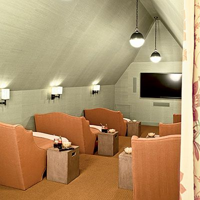 2012 | Rosemary Beach | Movie Theater | Designer: Urban Grace Interiors