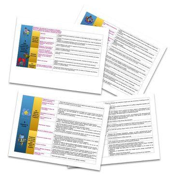 Tableaux des objectifs et compétences attendues maternelle - 2015 - Réseau d'échanges de pratiques pédagogiques - Epinay-sur-Seine et d'ailleurs